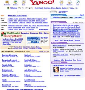 Yahoo 2002