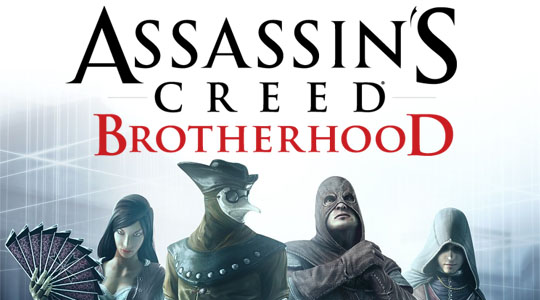 Assassin's Creed Brotherhood Comic-Con Multiplayer Trailer