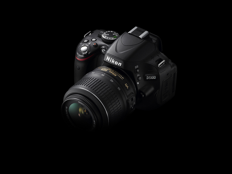 Nikon Announces The D5100 DSLR Coming Late April