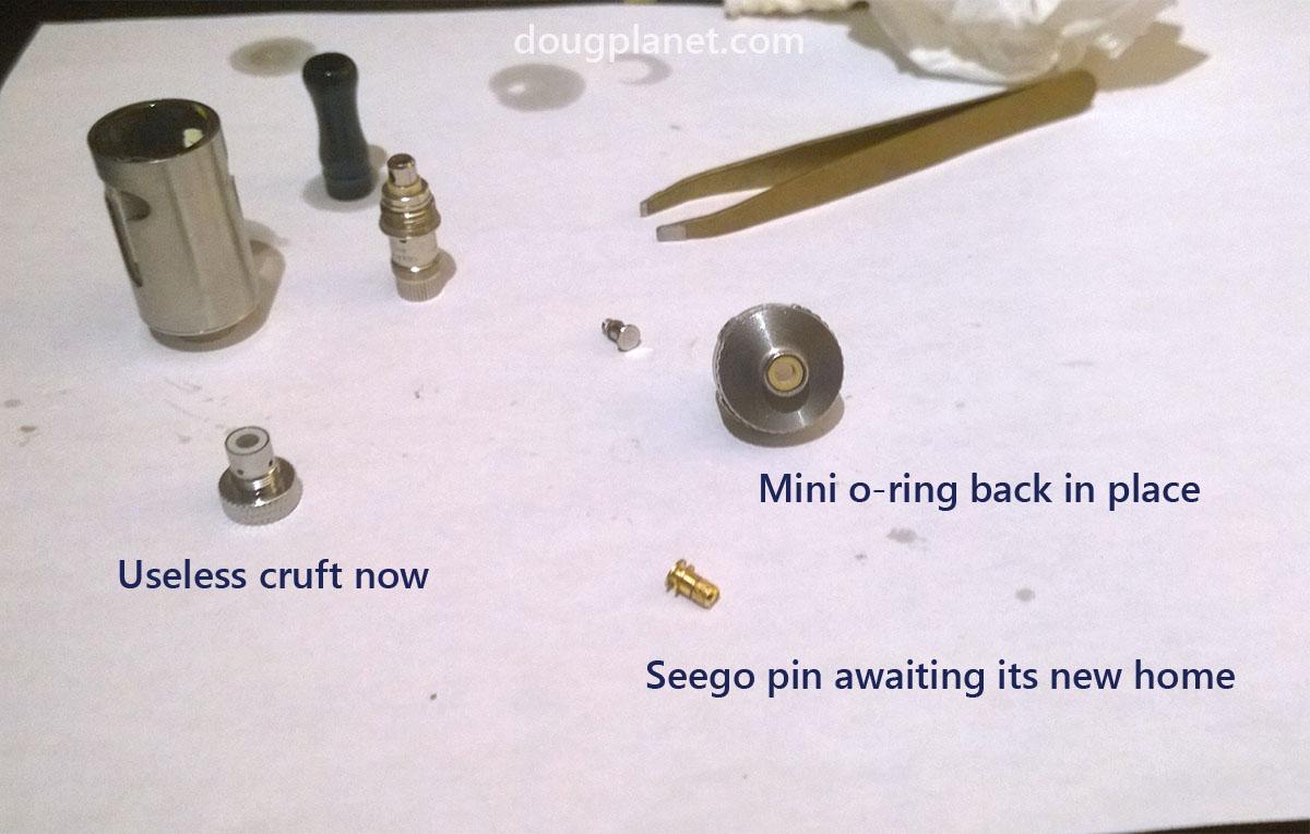 how to fix firing pin vape